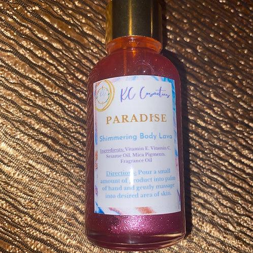 Paradise Body Lava