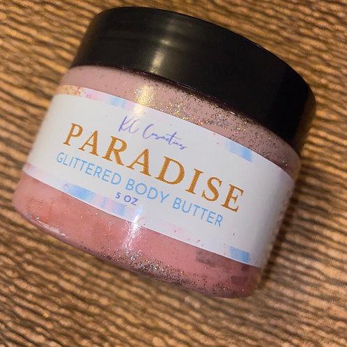 Paradise Shimmering Body Butter