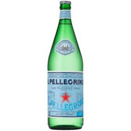 1L San Pellegrino Sparkling Water