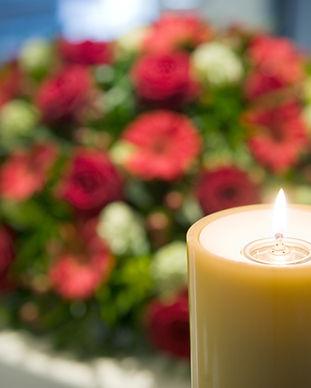 Non-religious funeral ceremony