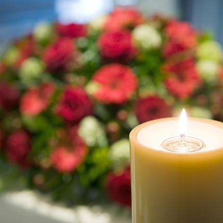 Why I wrote a Funeral Self-Help Guide