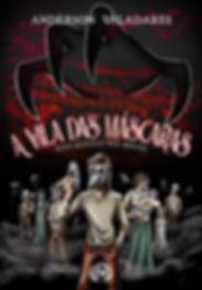 Capa_-_A_vila_das_máscaras_-_Editora_Pen