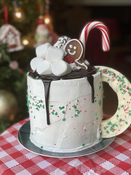 Cup O'Cocoa Cake