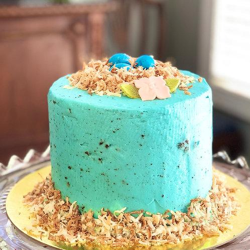 Robin Egg Cake