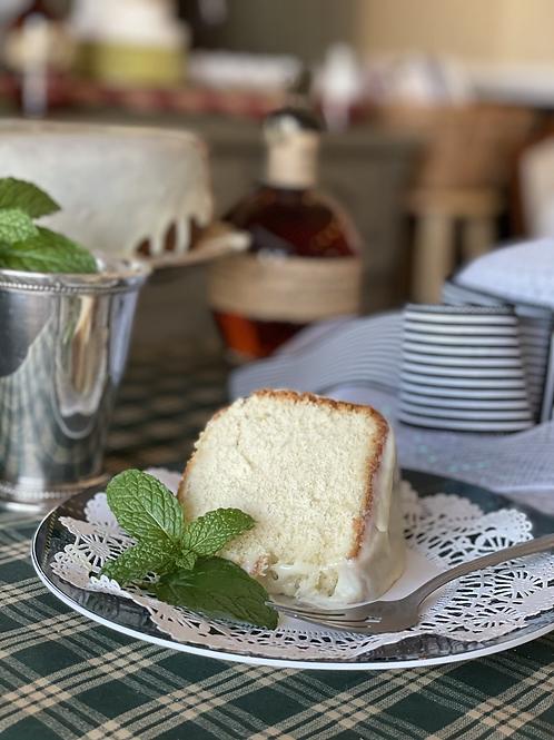 Mint Julep Cake