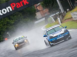 Pro-Am Racing Renault Clio Oulton Park E