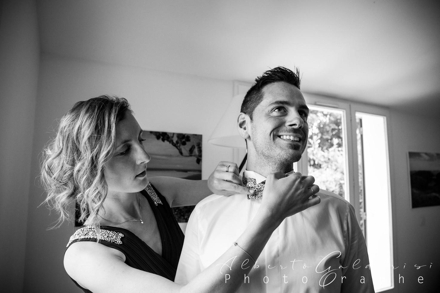 """""""Photographes très pro, ponctuel, discret. Nous le recommandons pour votre mariage."""" (Stéphanie - 07/11/2015)"""