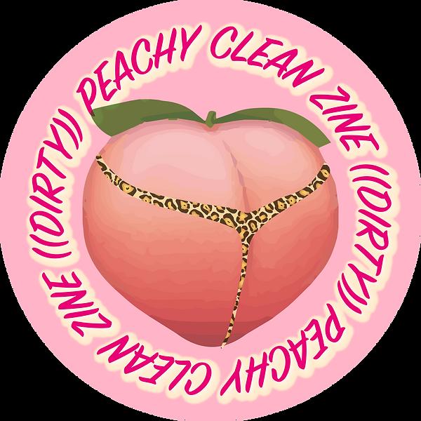 Peach Logo Leopard Thong.png