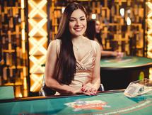 Live Texas Hold'em Bonus Poker