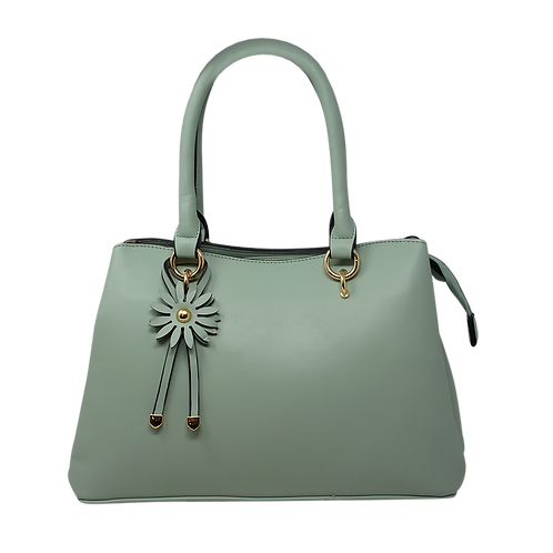 Flower Drop Tap Ladies' Tote Bag