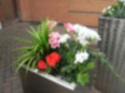 Corporate Silk Flowers Shropshire