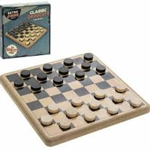 Retro Games - Draughts