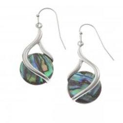 Tide Jewellery - Twist Hook Earrings