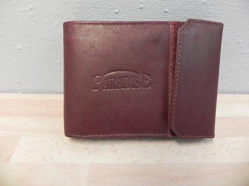 Paradise Mens Wallet Card Holder - Brown
