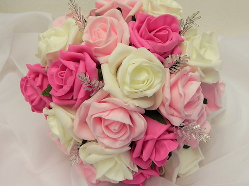DESIGN YOUR OWN ........ BRIDAL POSY BOUQUET