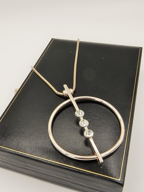 Long Gold Necklace - LNG1