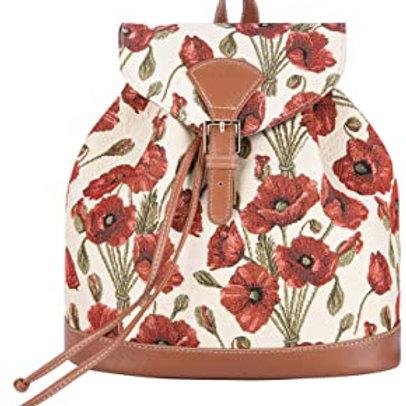 Signare Tapestry Backpack - Poppy