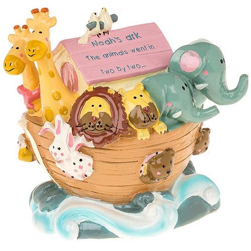 Noah's Ark Character Money Box