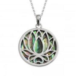 Tide Jewellery - Lotus Flower Necklace