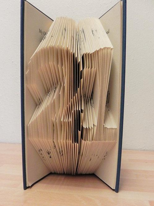 Local Arts & Crafts - Folded Book Art, 21