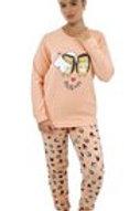Fleece Pyjamas - Hedghogs