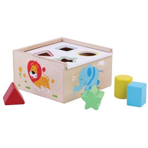 Jumini Shape Sorter Box