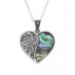 Tide Jewellery - Heart Necklace