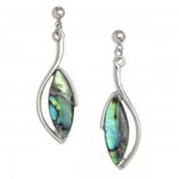 Tide Jewellery - Oval Drop Earrings