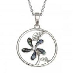 Tide Jewellery - 5 Petal Flower Necklace