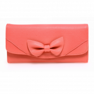 Red Bow Tie Purse