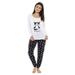Ladies Pyjamas - Cat