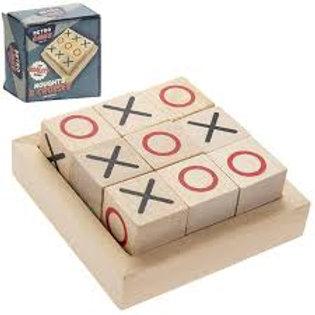 Retro Games - Noughts & Crosses