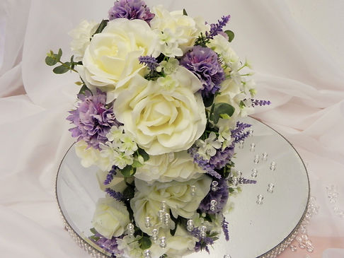 silk wedding flowers shropshire | silk flowers for all occasions