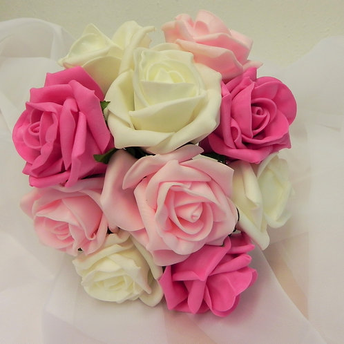 DESIGN YOUR OWN ........ FLOWER GIRL POSY BOUQUET