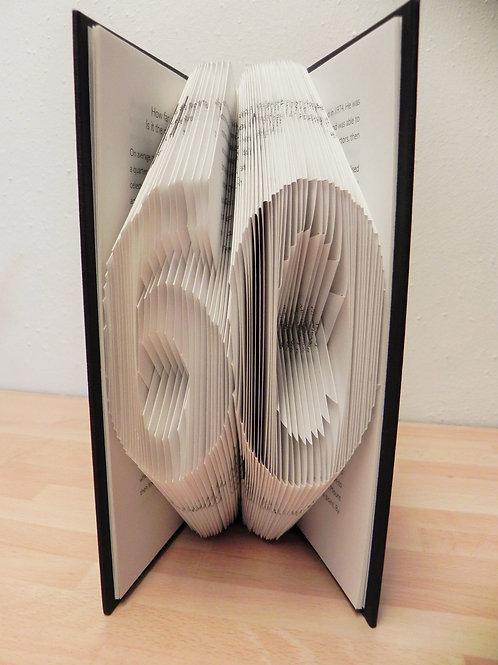Local Arts & Crafts - Folded Book Art, 60