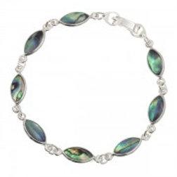 Tide Jewellery - Oval Section Bracelet