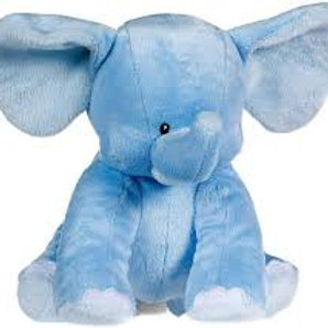 Baby Paws Blue Elephant