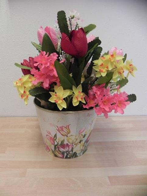 Artificial Spring Arrangement