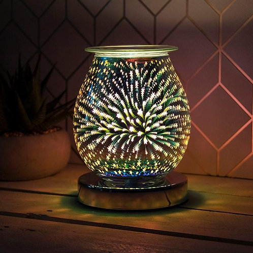Desire Aroma Bulb Lamp - Starburst