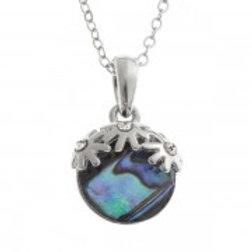 Tide Jewellery - Round Flower Necklace