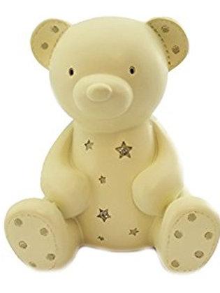 Bambino Teddy Money Box