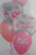 birthday balloons broseley   celebration balloons shropshire