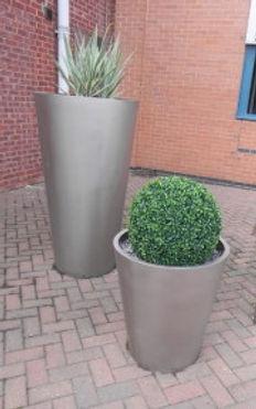 Artificial Outdoor Planter