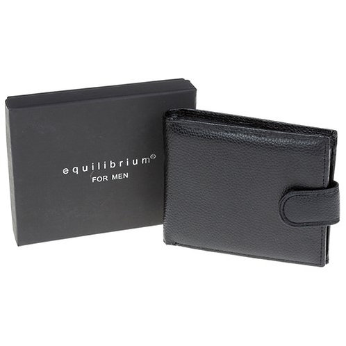 Equilibrium Black Wallet