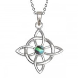 Tide Jewellery - Celtic Good Luck Knot Necklace