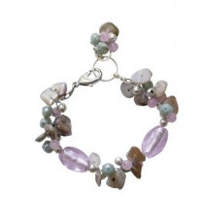 Gifts for Her - Miss Milly Bead Charm Bracelet