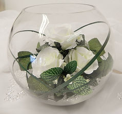 Fish-bowl-vase | Available to hire | All occasions | Shropshire