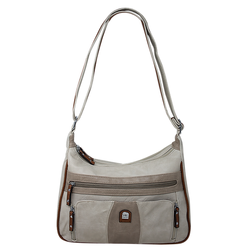 Lady Crossbody Bag - Ivory
