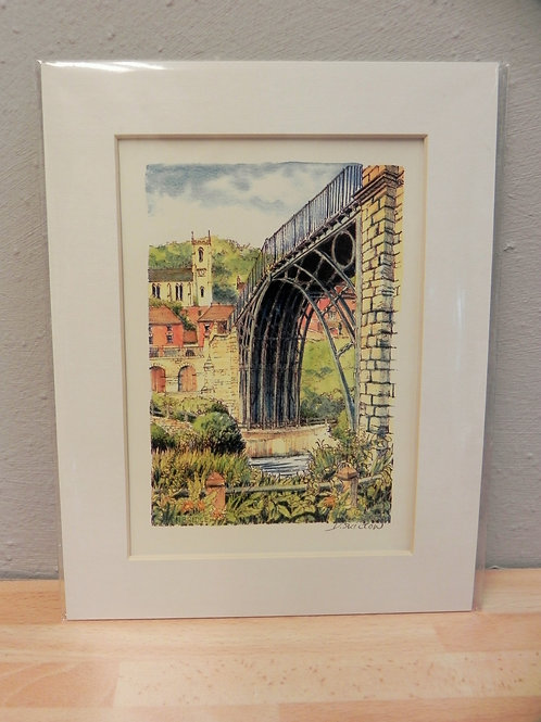 Print - The Ironbridge