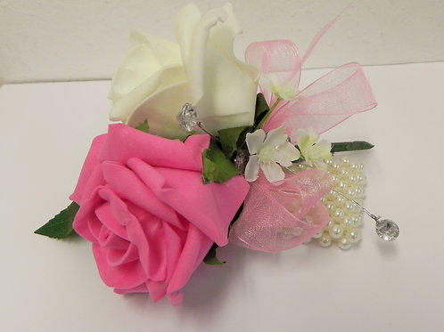 DESIGN YOUR OWN ........ WRIST CORSAGE